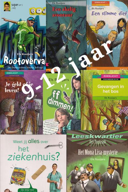 Boeken voor 9 tot 12 jaar