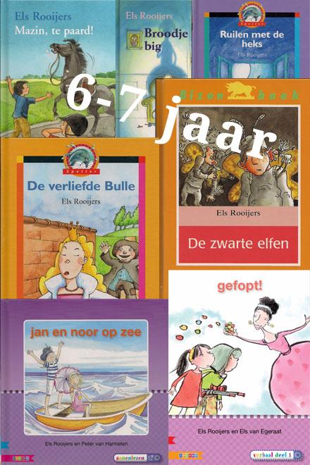 Boeken voor 6 tot 7 jaar
