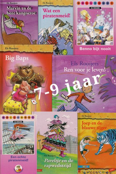 Boeken voor 7 tot 9 jaar