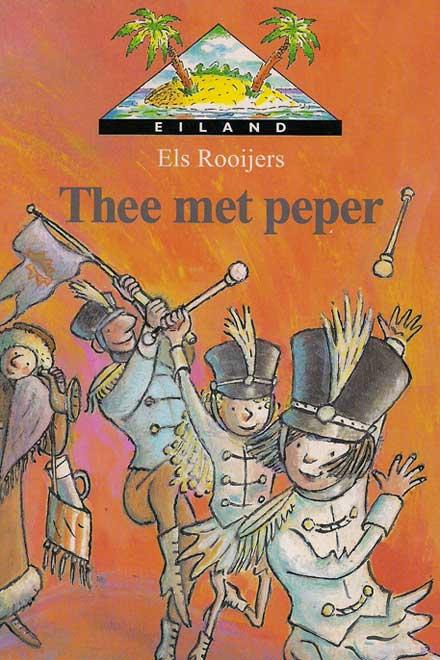 Thee met peper